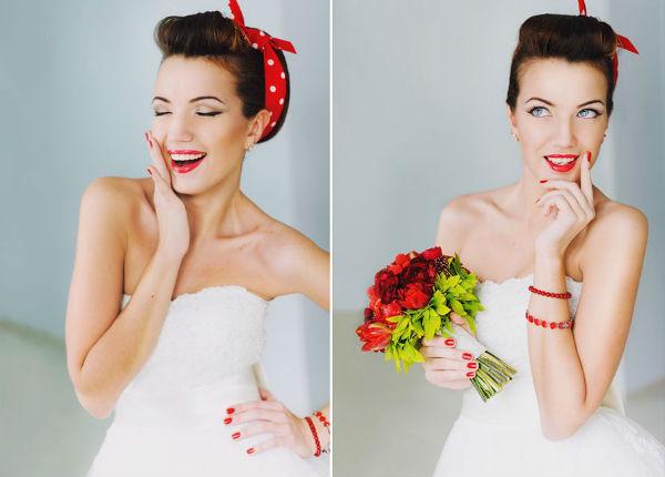 Красивая невеста фото
