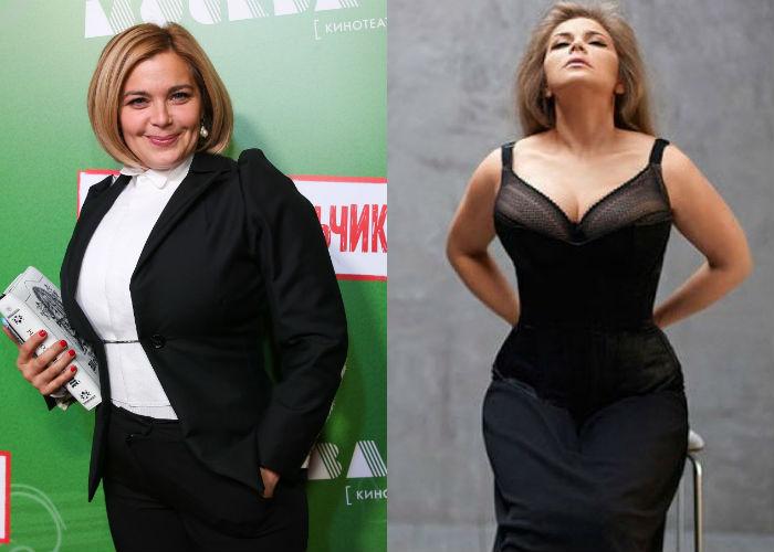 ирина пегова до похудения