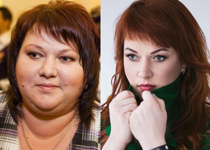 Елена Коркунова Похудела. Ольга Картункова, похудевшая на 84 кг, на самоизоляции снова набрала вес