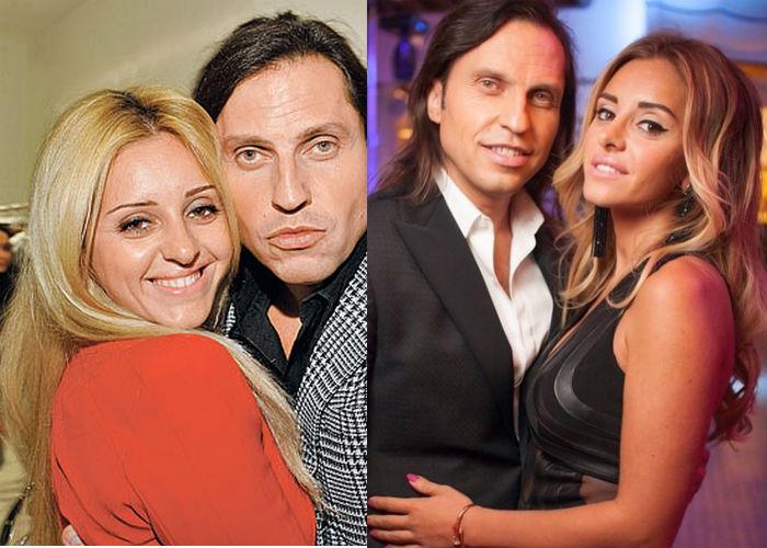Жена известного шоумена Александра Реввы Анжелика Ревва до и после пластики скул, носа фото